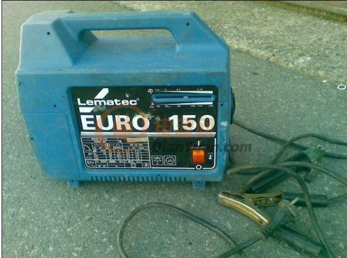 电焊机重量相差这么大.大家帮我 我在捷克工作,在二手市场花350图片