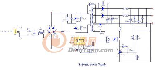 开关电源输出电压偏高