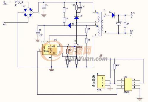 pwm调光,可控硅调光.
