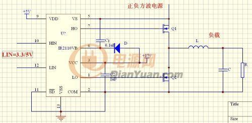 双向电容接线法