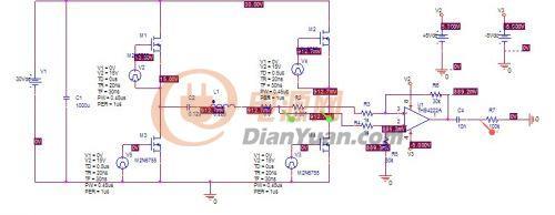 什么是全桥差动电路