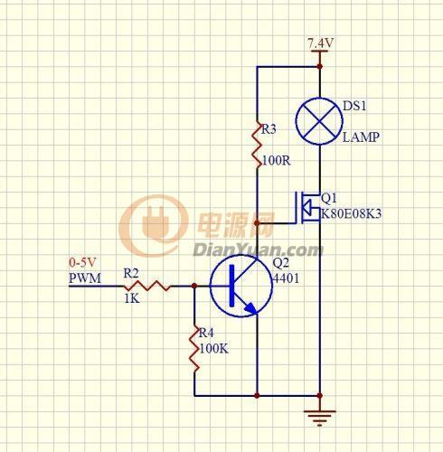 mos集成电路结构