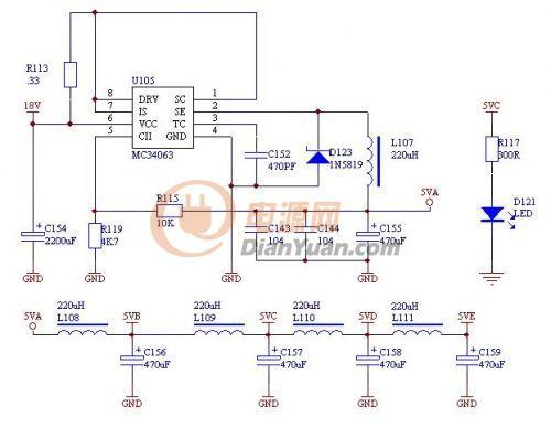 mc34063故障-电源网