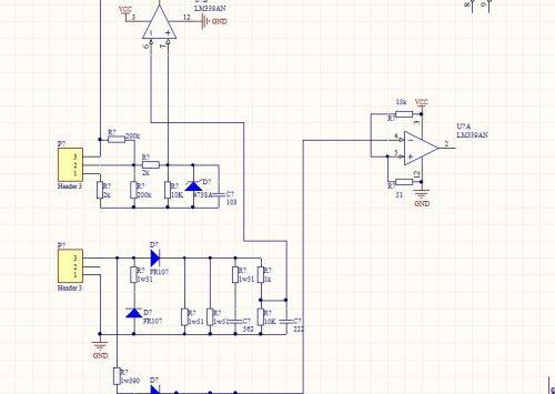 较器构成比例积分电路来