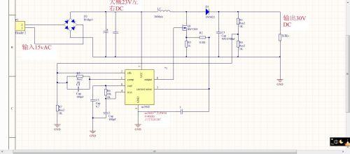 新手基于boost升压电路设计的问题