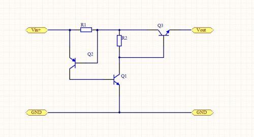此过流保护电路是否可以-电源网